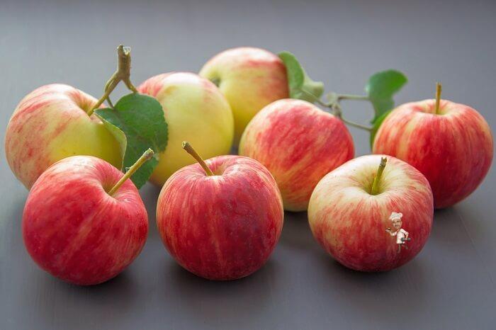 An Apple A Day Keeps Stress Away