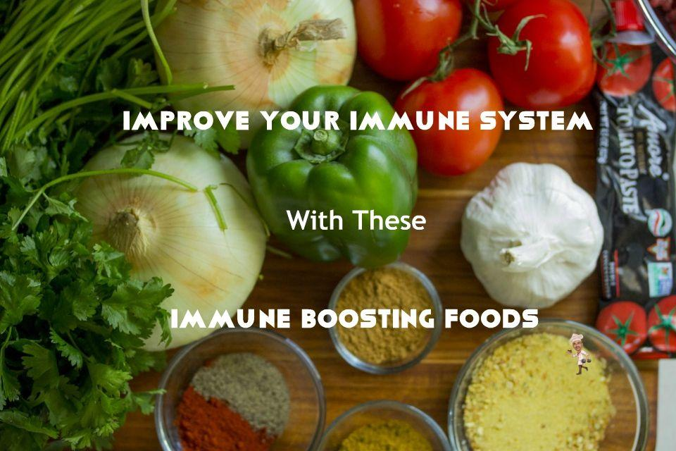 How to Improve your Immune System Quickly
