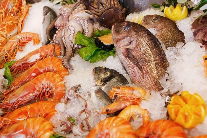 Seafood Boosts Immunity