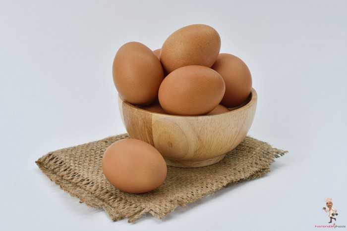 Eggs for Protein