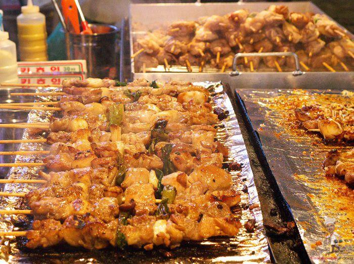 Indian Non-veg Street Food