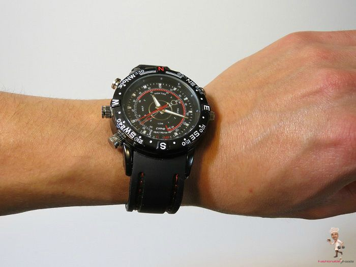 Men's Wristwatch - A Wardrobe Essential