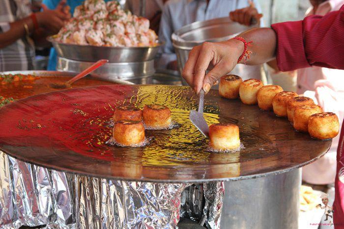 Mumbai Street Food Culture