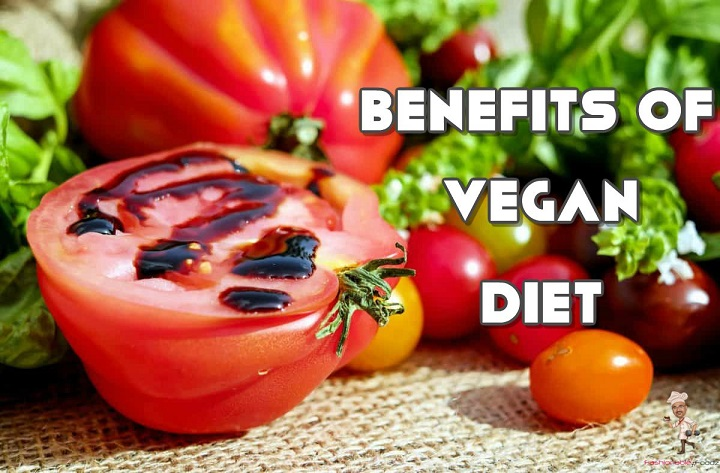 Benefits of Vegan Diet