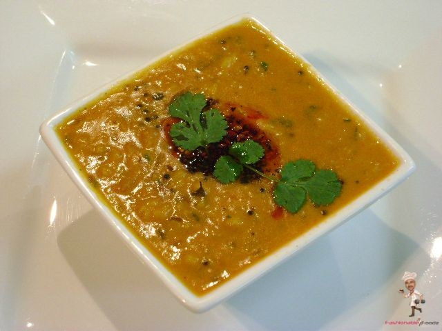 Dal Tadka - Healthy Dinner Ideas for two