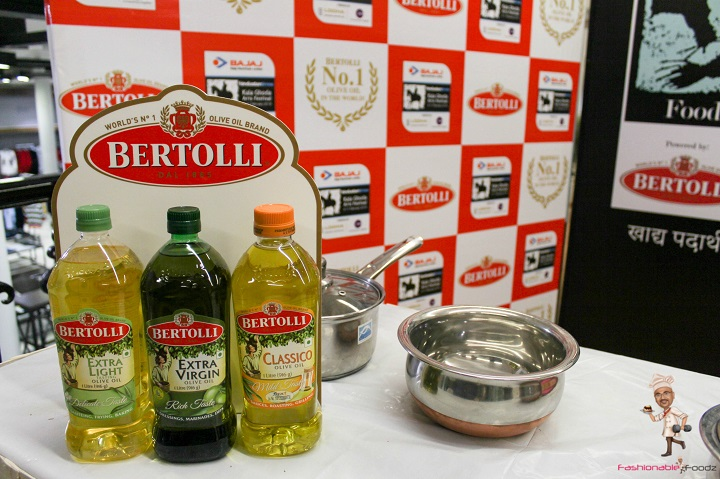 Bertolli Olive Oil Range