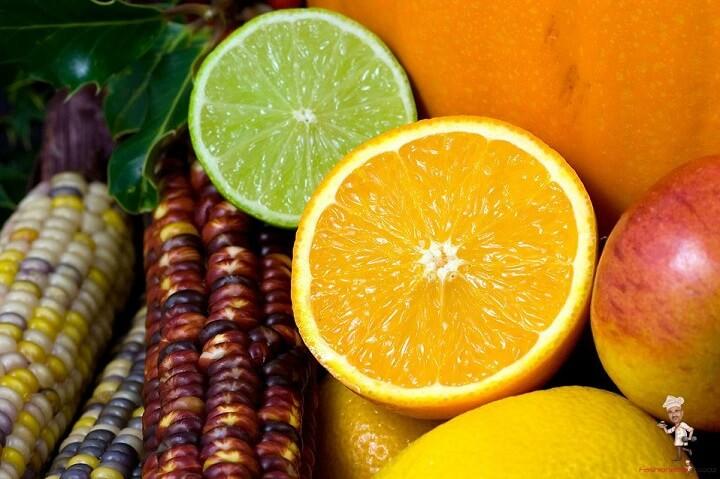 Citrus Fruits - Best Summer Foods