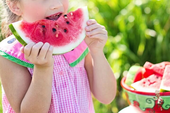 Watermelon - Best Cooling Food