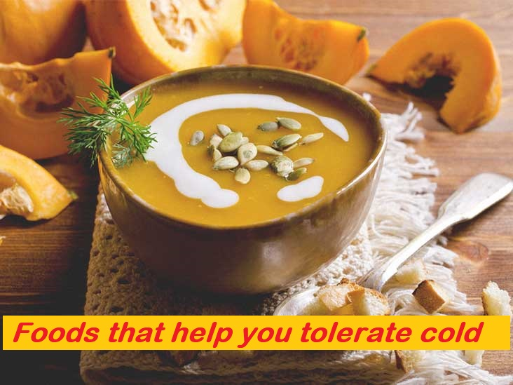 tolerate cold