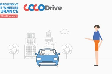 COCO by DHFL GI launches their A La Carte Car Insurance Policy - COCODrive