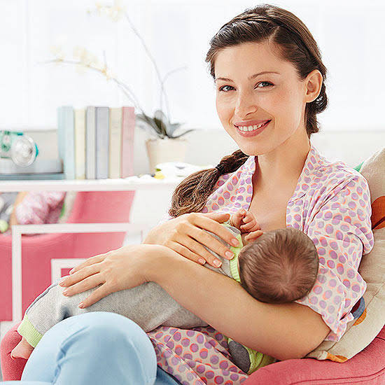 Ways to increase breast milk production for new moms