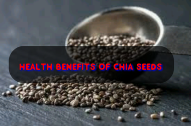 Health Benefits Of Chia Seeds