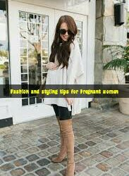 Fashion tips to look awesome while you are pregnant