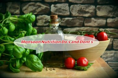 Monsoon nutrition