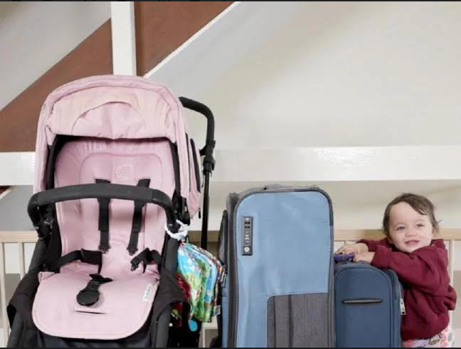 Travelling with Babies Made Easy