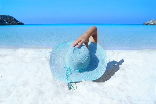 Beach Fedora