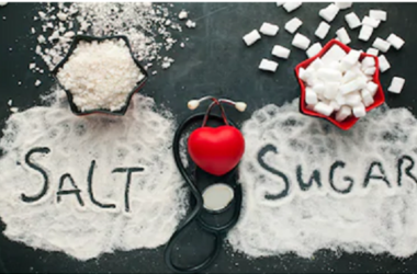 Ditch Salt and Sugar
