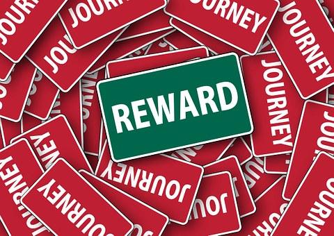 Reward the child