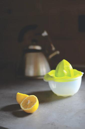 Lemon for Glowing Skin