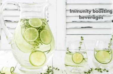 Immunity boosting Beverages
