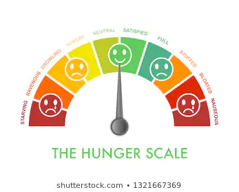 The Hunger Scale